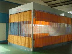 Voiture de la station de préparation de peinture Wld-PS-B3
