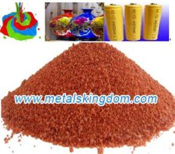 Heptahydraté Sulfate de cobalt 21 % Grade de l'industrie