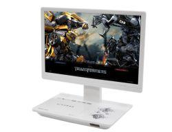 17,3 pouces LCD TV + DVD Combo avec le jeu, USB, lecteur de carte & VGA Fonction (TD2173-2)