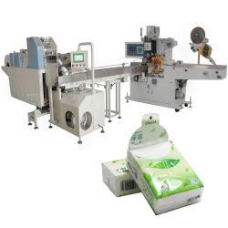 機械を変換する自動小型のチィッシュペーパー