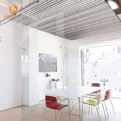 Réduction du bruit plafond suspendu de moules PET Panneau de grille de cuisson