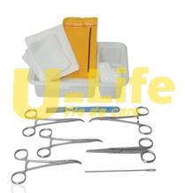 Kit de bisturí estéril (Medical Kit).
