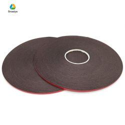 Для США D/S PE ленту из пеноматериала покрытие водонепроницаемым акриловый клей