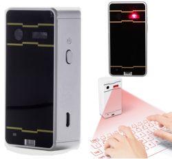 Teclado Virtual láser portátil y ratón para iPad iPhone Tablet PC