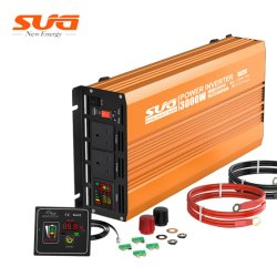 500W 1000W 3000W 24V para 220V alta freqüência de Grade Desligado para DC AC onda senoidal pura energia Inversor Solar Amazônia Venda Quente