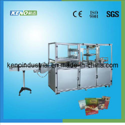 Boîte à Savon automatique Machine d'enrubannage (KENO-SW400)