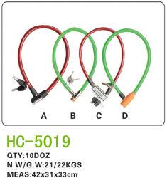 자전거 부속품 고무 자물쇠 (BA-5019)