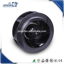 Baixo consumo de energia baixo ruído de ventilador centrífugo 225mm de diâmetro