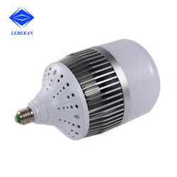 Lebekan Alumínio de Alta Potência de iluminação industrial 50W de alta qualidade lâmpada LED 80W 100W LED acende com a Ventoinha