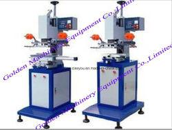 Máquina de carimbar película quente manual Gilding Pressione Machine (WSL)