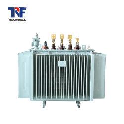 11/0.4KV 33/0.4KV 25kVA hasta 2500kVA sumergidos en aceite de transformadores de distribución Transformador de potencia