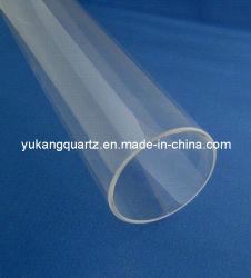Tube de verre de quartz clair (YKT-012)