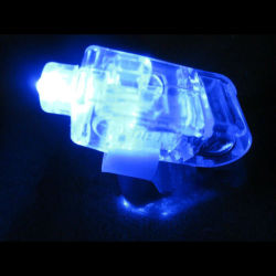 Novo Produto Banheira Venda LED piscando dedo novidade Light
