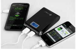 8000mAh~10400mAh, Digitaal Lezen, Draagbare Lader, de Externe Batterij van de Bank van de Macht voor Smartphone, Digitale Producten, OEM (P012)