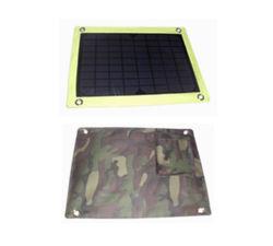 Panneau solaire 10W Mono chargeur pour téléphone mobile/iPhone/iPad/Blackberry/ordinateur portable