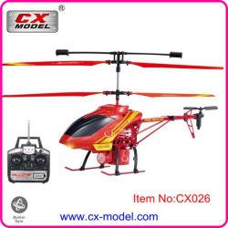 Сплава RC вертолет с функцией съемки воды (CX026)