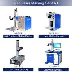 Mini draagbare lasermarkering/markering/afdrukmachine Laser Metal printer Laser-graveur Machine-uitrusting voor auto-onderdelen/auto/metalen/hardwares/sieraden