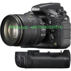 Nikon D850 appareil photo numérique reflex SLR W/ 24-120mm f/4G ED VR lentille W/ Kit accessoires