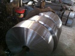 Il acciaio al carbonio & l'acciaio inossidabile hanno forgiato lo spazio in bianco della rotella