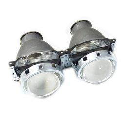 Оптовая торговля дюймовый Q5 H7 HID ксеноновые фары под руководством Биксеноновые полностью металлический объектива проектора для кар стайлинг фары светодиодные лампы фары