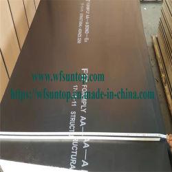 Materiali strutturali della cassaforma della costruzione del compensato di F17 Formply