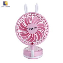 1.7-3.6W Portable Folded Small Electrical Fan Home Appliance