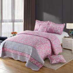 Домашний текстиль полиэфирная ткань из микроволокна покрывало стеганых матрасов пуховым одеялом крышки крышка
