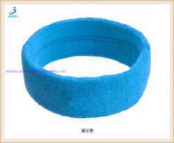 Verschiedene Farben können Customizedfashion fördernder normaler preiswerter BaumwollkopfSweatband sein
