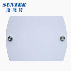 Doorplate del MDF di sublimazione rettangolo/di ovale per la decorazione del portello