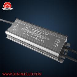 Hot vendre 100W de courant constant réglable Dali d'alimentation LED