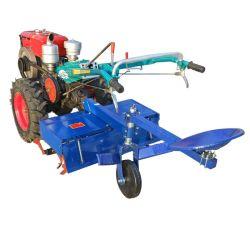 Motore diesel della rotella dell'avviatore due che coltiva il trattore condotto a piedi della mano di uso del giardino