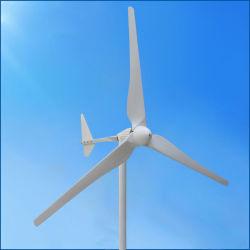 Alta eficiencia de eje horizontal de 2 kw a 48V/96V generador de energía eólica para uso doméstico