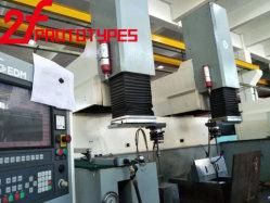 As peças de metal CNC produtos do molde EDM Perfurador Ferramenta de reparação da peça fundida da máquina de corte de fio de peças de usinagem de metais