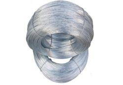 Fil galvanisé/fil de fer galvanisé/fil de liaison/0.13mm à 4,0 mm, 0.2kg à 200kg/500kg de rouleau/rouleau