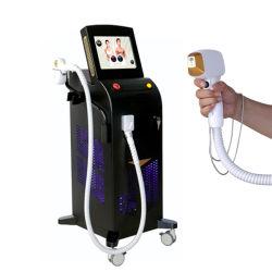 Reh Elight profissional IPL Alma Gelo Soprano Laser Platinum Titanium 808nm de remoção de pêlos a laser de diodo Beleza Médicos Preço da Máquina