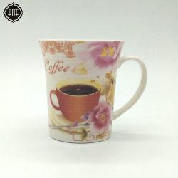 Einzigartige Produkte Hochwertige Neue Bone China Kaffee Tee Becher Set aus Keramikbecher