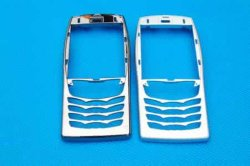 Usinés CNC Die Casting Shell de téléphonie mobile en alliage en aluminium