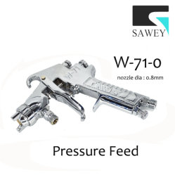 -71-0 Sawey W PINTURA Manual pistola de bico de pulverização
