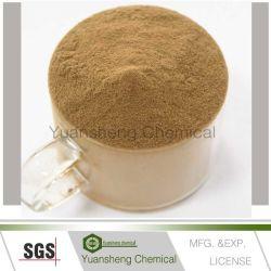 Sal de cálcio do ácido Lignosulfonic para estabilização do solo aditivo corante Disperant