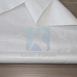 De witte Kleverige Geslagen Gevoelde Schilder van het Meubilair Naald
