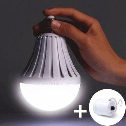 LEIDENE met lange levensuur van de Noodsituatie van de Nacht van de Aanraking E27 Navulbare Lichte Lamp