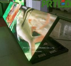 Voyant d'accès avant l'écran vidéo, affichage LED Couleur signer avec la carte personnalisée de différentes tailles (intérieur extérieur P3, P4, P5, P6)