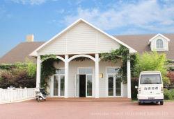 Luxury сегменте панельного домостроения быстрого строительства легких стальных структуры сборные дома люкс вилла