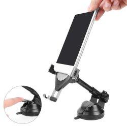 Accessoire de téléphone mobile un ajustement flexible Rotation à 360 degrés Support téléphone voiture pour iPhone 7 8