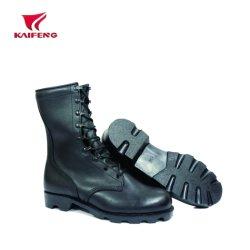Cuir pleine fleur & Semelle moulée Boot militaire