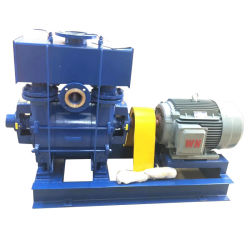 مضخة تفريغ ذات حلقة مياه من مانع التسرب الميكانيكية من الفولاذ المقاوم للصدأ أحادية المرحلة الري