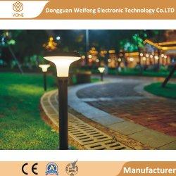 China alimenta a lâmpada de relva Solar inovadora iluminação impermeável ao ar livre, utilizados como luz para o pátio