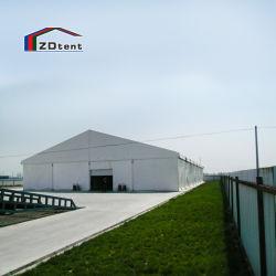 큰 알루미늄 프레임 작업장을%s 산업 창고 천막 공장 집