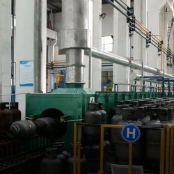 De Eenheid van de Thermische behandeling van de Cilinder van LPG