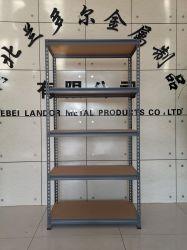 5개의 층 가벼운 의무 금속 조정가능한 저장 선반설치